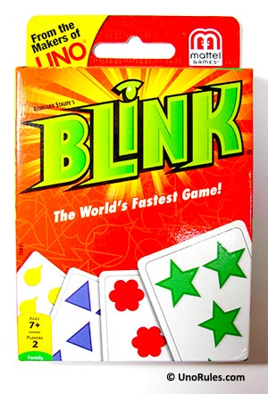 blink card game