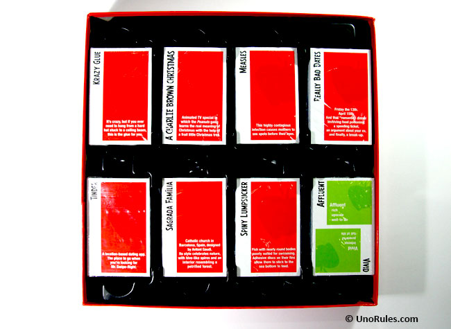 apples to apples set
