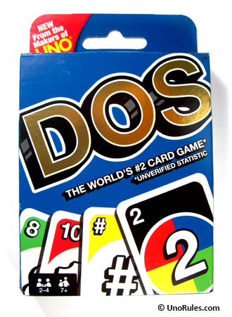 dos game by mattel