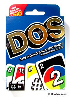 Dos Rules | Uno Rules