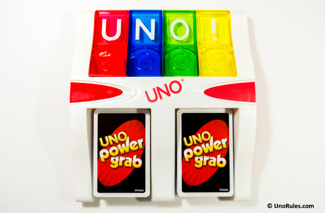 uno power grab complete set