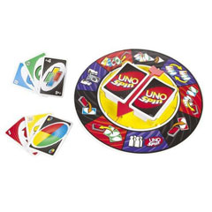 uno spin rules